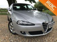 2009 ALFA ROMEO 147 2.0 T.SPARK 16V TI SELESPEED 5d AUTO 148 BHP £4795.00