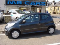 USED 2006 56 CITROEN C1 1.0 VIBE 3d 68 BHP ONLY 61000 MILES, £20 A YEAR ROAD TAX