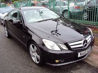 USED 2010 10 MERCEDES-BENZ E 350 3.0 E350 CDI BLUEEFFICIENCY SE 2d AUTO 231BHP 1FORMER KEEPER+FSH+V CLEAN+CDC