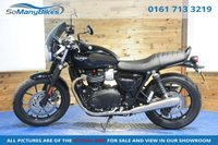 USED 2016 16 TRIUMPH STREET TWIN BONNEVILLE- ABS - Low miles - ** AMAZING FINANCE OFFERS AVAILABLE **