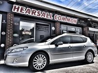 USED 2006 56 PEUGEOT 407 2.7 SW EXECUTIVE HDI 5d AUTO 202 BHP