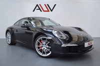 USED 2012 61 PORSCHE 911 MK 991 3.8 CARRERA S PDK 2d AUTO 400 BHP