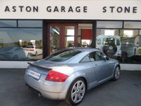 USED 2004 04 AUDI TT 3.2 V6 QUATTRO 3d 247 BHP ** HEATED LEATHER * BOSE * CRUISE **