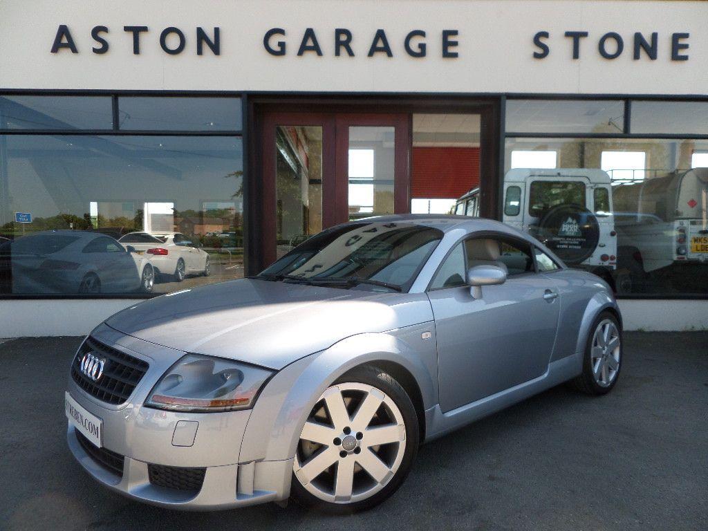 2004 Audi TT V6 Quattro £5,250