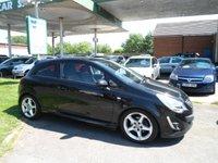 2011 VAUXHALL CORSA 1.7 SRI CDTI 3d 128 BHP £4995.00