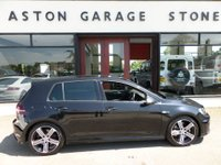 USED 2014 14 VOLKSWAGEN GOLF 2.0 R DSG 5d AUTO 298 BHP **FULL LEATHER * ACC ** ** FULL BLACK HEATED LEATHER **