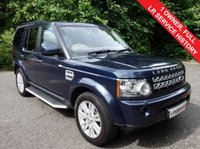 2012 LAND ROVER DISCOVERY 3.0 4 SDV6 XS 5d AUTO 255 BHP £17490.00