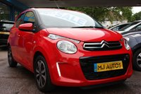 USED 2016 16 CITROEN C1 1.2 PURETECH FLAIR 5dr 82 BHP 0 DEPOSIT FINANCE AVAILABLE OR PCP AVAILABLE