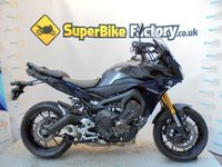 USED 2016 16 YAMAHA MT-09 TRACER ABS  GOOD & BAD CREDIT ACCEPTED, OVER 300+ BIKES