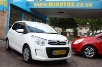 USED 2016 16 CITROEN C1 1.0 FEEL 5dr 68 BHP PCP | AFFORDABLE CITY CAR