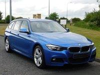 2014 BMW 3 SERIES 2.0 325D M SPORT TOURING 5d AUTO 215 BHP £15990.00