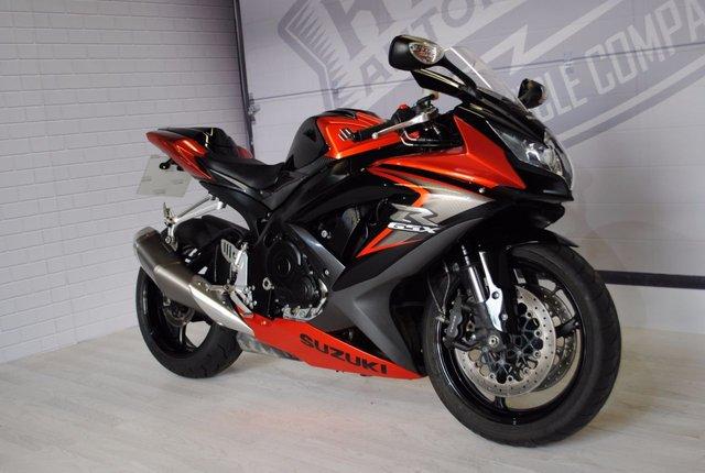 2008 58 SUZUKI GSX-R750 K8