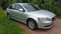 USED 2011 11 VOLVO S40 2.0 ES 4d 143 BHP **LOVELY CAR**GREAT CONDITION**SMOOTH DRIVE**