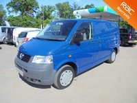 2004 VOLKSWAGEN TRANSPORTER 1.9 TDi T30 102 BHP SWB **REAR TAILGATE*LOW MILES* £SOLD