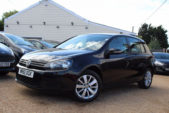 View our 2011 61 VOLKSWAGEN GOLF 1.6 MATCH TDI 5d 103 BHP
