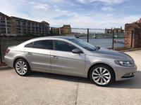 2014 VOLKSWAGEN CC GT TDI BLUEMOTION TECHNOLOGY £11795.00