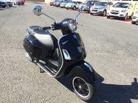 USED 2015 15 PIAGGIO VESPA 124cc VESPA GTS 125 SUPER ABS  Only 90 miles from new