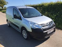 2009 CITROEN BERLINGO 625 X L1 HDI £3495.00