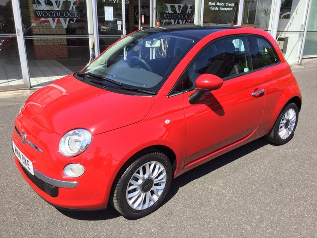 Used FIAT cars for sale in York Yorkshire