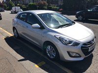 USED 2013 13 HYUNDAI I30 1.4 ACTIVE 5d 98 BHP MANUFACTURER WARRANTY !!!  12 MONTHS MOT, OIL AND FILTERS SERVICE,12MONTHS FREE BREAKDOWN COVER.