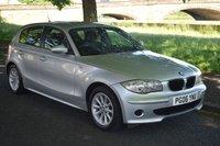 2006 BMW 1 SERIES 1.6 116I ES 5d 114 BHP £3999.00