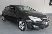 2011 VAUXHALL ASTRA 1.4 EXCLUSIV 5d 98 BHP £4295.00