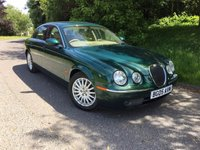 2005 JAGUAR S-TYPE 2.7 V6 SE 4d AUTO 206 BHP PLEASE CALL TO VIEW £3950.00