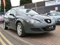 2008 SEAT LEON 1.9 REFERENCE TDI 5d  £SOLD