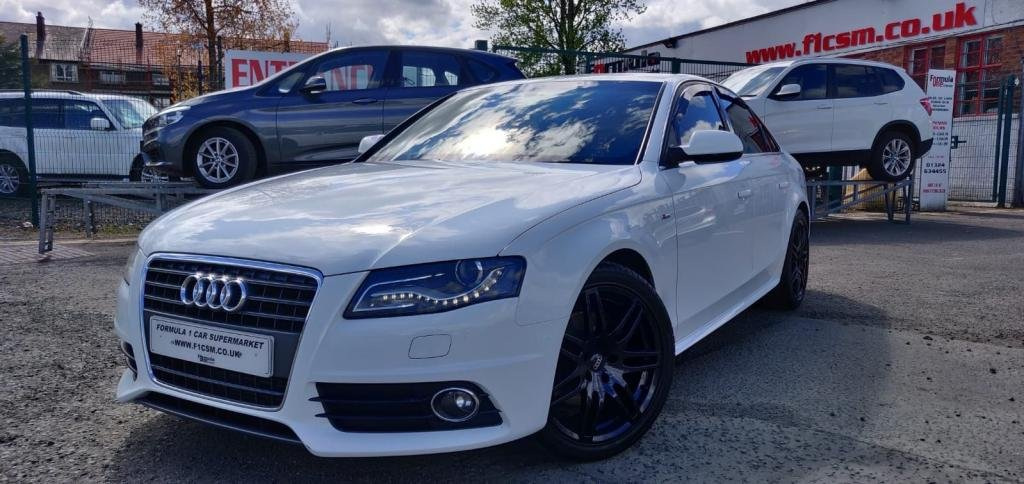 USED 2011 61 AUDI A4 1.8 TFSI S line 4dr STUNNING EXAMPLE+HISTORY+MINT!
