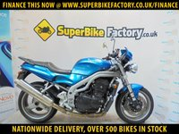 USED 2001 51 TRIUMPH SPEED TRIPLE  GOOD & BAD CREDIT ACCEPTED, OVER 500+ BIKES