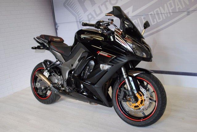 2011 11 KAWASAKI Z1000SX ZX 1000 GBF