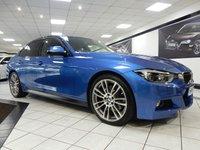 2016 BMW 3 SERIES 330D M SPORT AUTO £24975.00