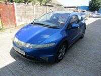 2006 HONDA CIVIC 1.8 ES I-VTEC 5d 139 BHP £3495.00