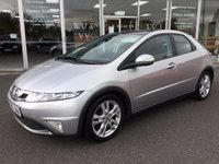 USED 2010 60 HONDA CIVIC 1.8 I-VTEC ES 5 DOOR. FSH+ PANO ROOF