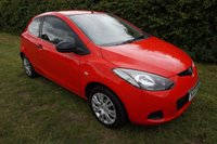 2009 MAZDA 2 1.3 TS 3d 74 BHP,LOW MILEAGE,AIR CONDITIONING £3000.00