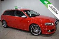 USED 2007 07 AUDI RS4 AVANT 4.2 RS4 QUATTRO 5d 420 BHP