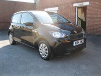 USED 2014 14 SKODA CITIGO 1.0 SE 12V 5d