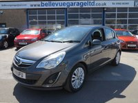 USED 2011 11 VAUXHALL CORSA 1.4 SE 5d 98 BHP GREAT VALUE FAMILY 5DOOR HATCH