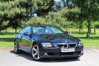 USED 2010 60 BMW 6 SERIES 3.0 635D SPORT 2d AUTO 282 BHP