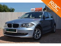 2009 BMW 1 SERIES 2.0 118D SE 5d 141 BHP £5000.00