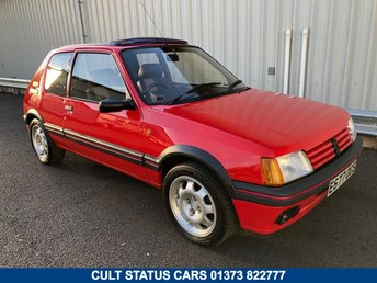 View our PEUGEOT 205