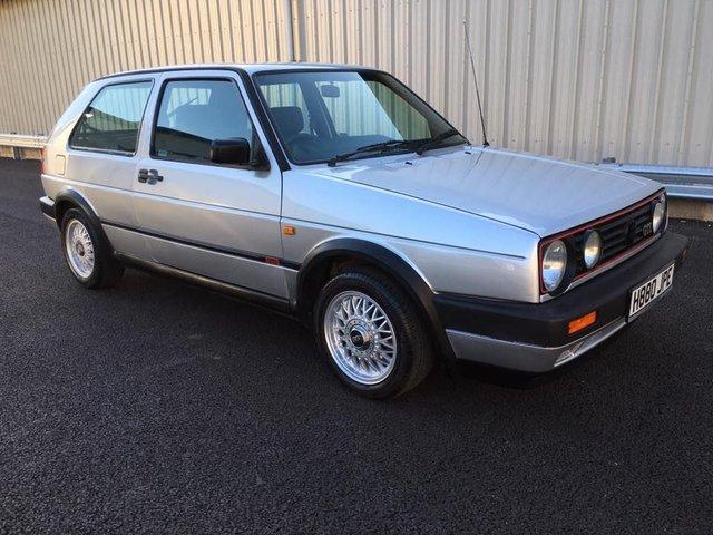 1991 H VOLKSWAGEN GOLF MK2 1.8 GTI 8 VALVE 3 DOOR