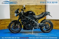USED 2015 15 TRIUMPH SPEED TRIPLE SPEED TRIPLE 94 R - 1 Owner - Special Motonovo finance offer!