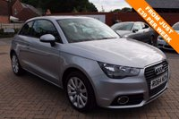 USED 2014 64 AUDI A1 1.6 TDI SPORT 3d 103 BHP Free 12 Month National Warranty Included