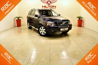 USED 2010 10 VOLVO XC90 2.4 D5 ACTIVE AWD 5d AUTO 185 BHP + 1 PREV OWNER + FULL SERVICE HISTORY + RAC APPROVED DEALER
