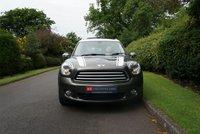 USED 2010 60 MINI COUNTRYMAN 1.6 COOPER 5d AUTO 122 BHP