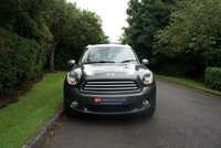 USED 2010 60 MINI COUNTRYMAN 1.6 COOPER 5d AUTO 122 BHP