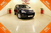 USED 2012 12 VAUXHALL ANTARA 2.2 EXCLUSIV CDTI 5d 161 BHP + 1 PREV OWNER + FULL SERVICE HISTORY + RAC APPROVED DEALER