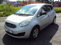 USED 2010 60 KIA VENGA 1.4 1 5d 89BHP AIRCON 1FORMER KEEPER+FSH+V CLEAN+CD+