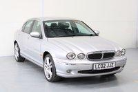 2002 JAGUAR X-TYPE 2.1 V6 SE 4d 157 BHP £1990.00